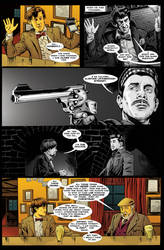 Doctor Who: Fade Away Page 2 by ShawnVanBriesen
