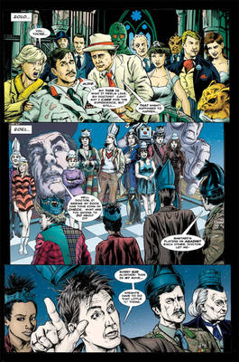 Doctor Who: Fade Away Page 4