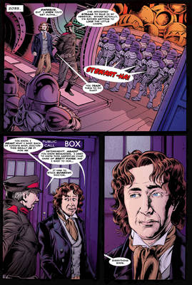 Doctor Who: Fade Away Page 5