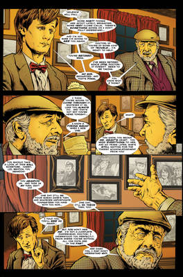 Doctor Who: Fade Away Page 6