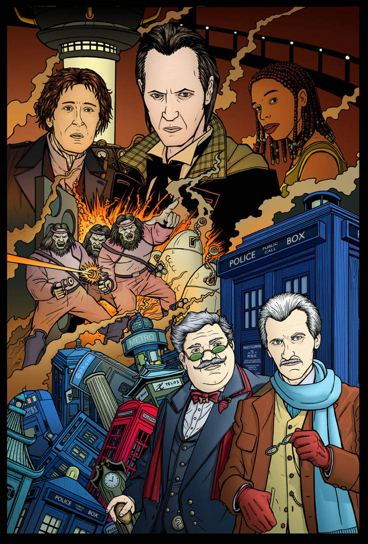 The Doctor and I- Episode 1 Part 2 by ShawnVanBriesen