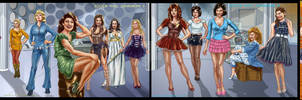 Doctor Who Companions all