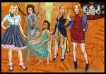 Doctor Who Companions IV