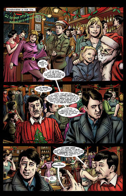 Fade Away (The Lost Scenes): UNIT Christmas page 1