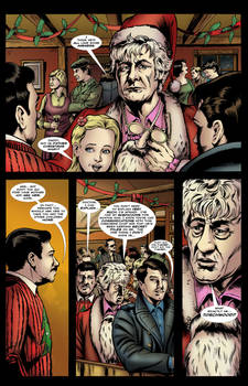 Fade Away (The Lost Scenes): UNIT Christmas page 2