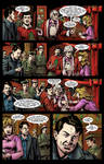 Fade Away (The Lost Scenes): UNIT Christmas page 3