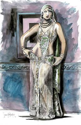 Marion Benda Ziegfeld Follies V