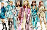 Doctor Who Companions (1970s)