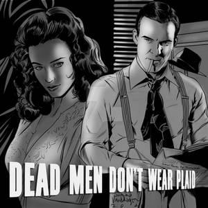 1982 Dead Men Don't Wear Plaid