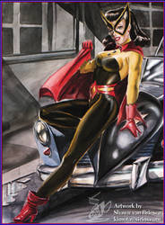 Batwoman by ShawnVanBriesen