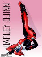Harley Quinn by ShawnVanBriesen
