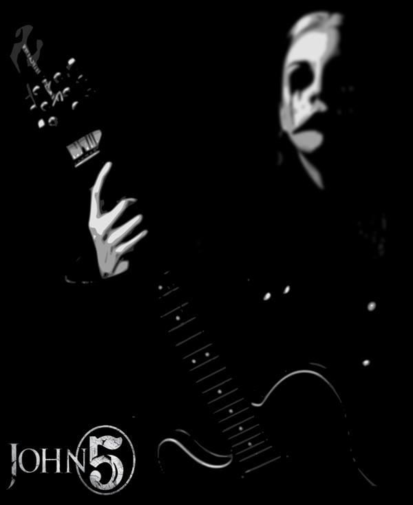 John 5 by gri3fon