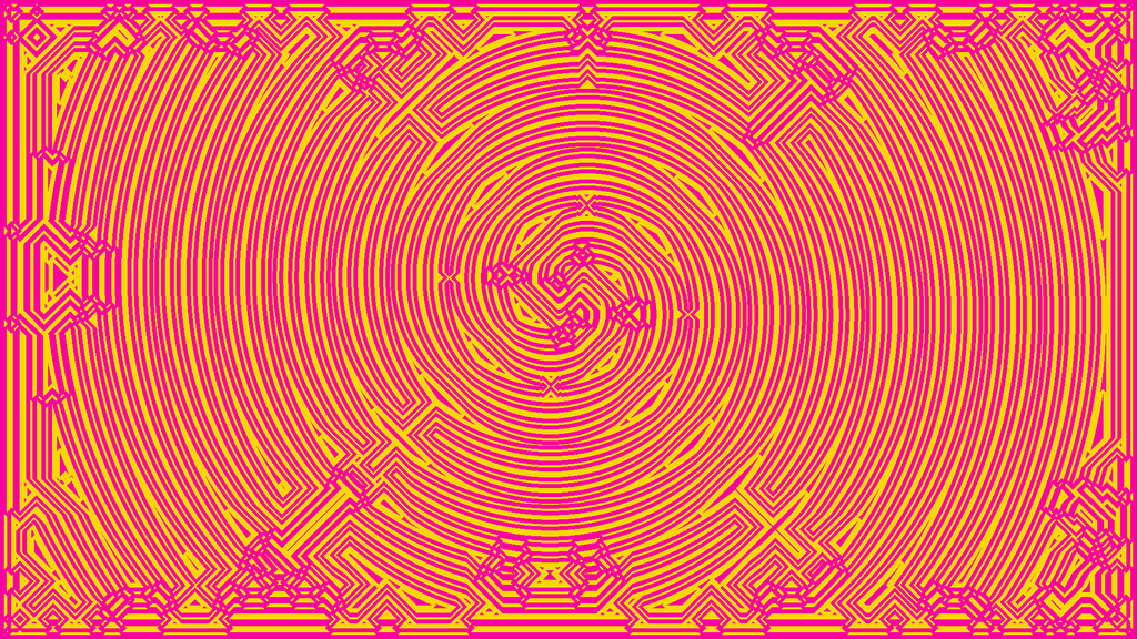 Labyrinthine Spiral by Tadness