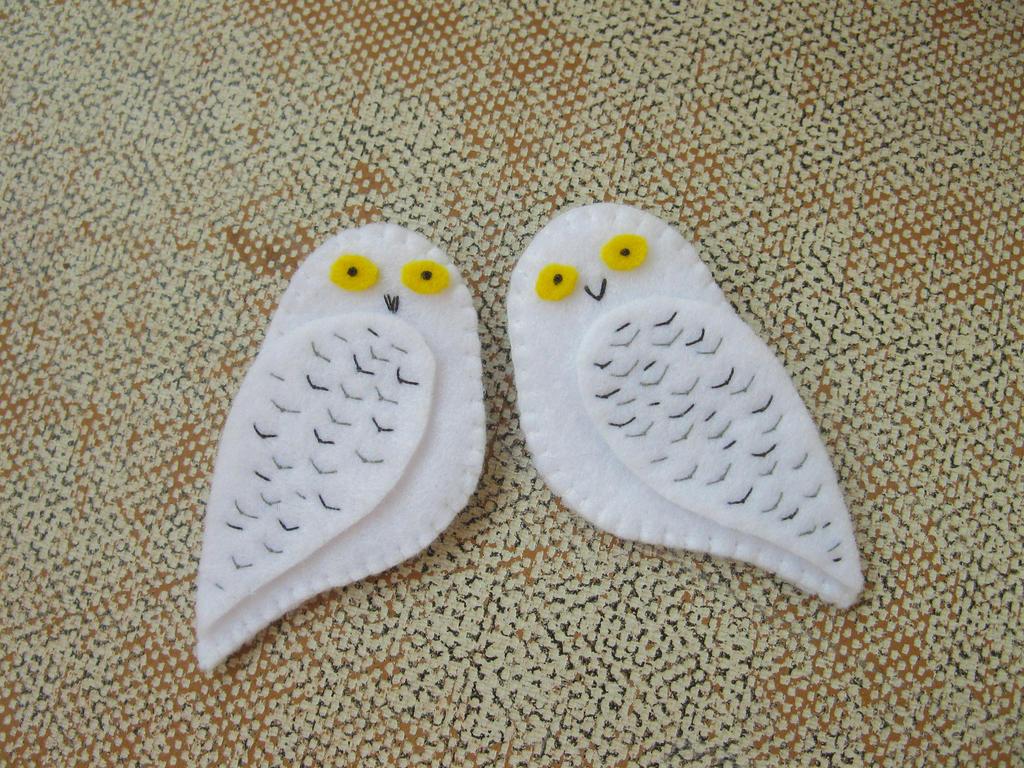 Snow Owl by K0yomy