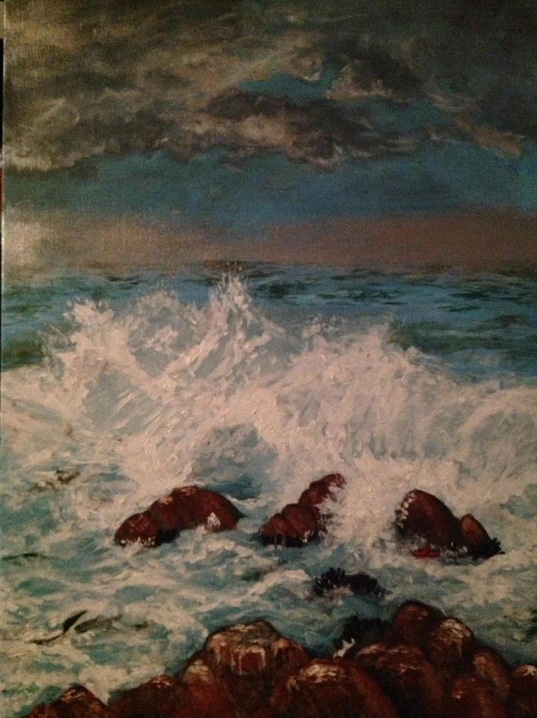 Waves by jninja