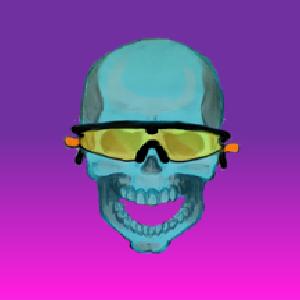 safety skull 2 by UnderTallTrees