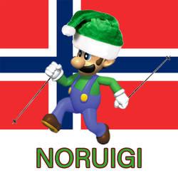 Noruigi by UnderTallTrees