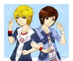 Boyfriend: Jo Twins