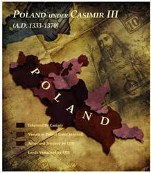Civilization 5 Map: Poland
