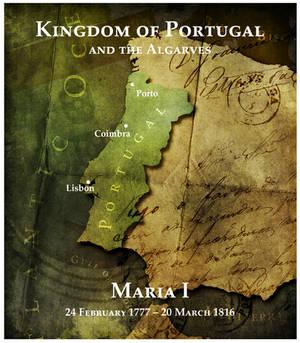 Civilization 5 Map: Portugal