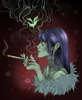 Just breathe by LiliandraW