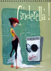 Modern Cinderella by Mielytu
