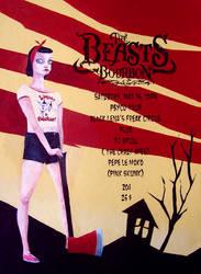 Psycho Poster by Mielytu