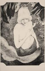 I bring sorrow and pain... by Mielytu