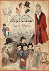 Dickens by Mielytu