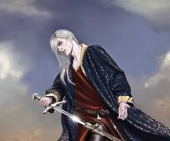 Viserys Targaryen by Mielytu