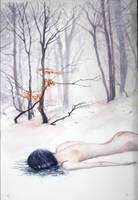 snow by Mielytu