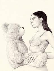 Teddy by Mielytu