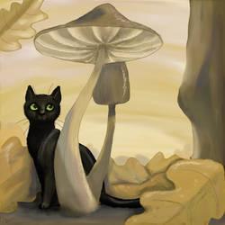Mushroom by gifdot