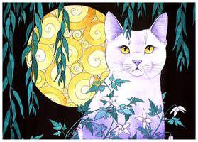 Moonchild by gifdot