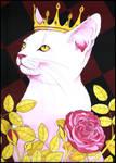 The Crimson King by gifdot