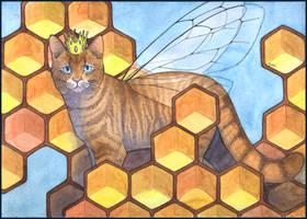 Queen Bee by gifdot