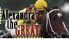 Rachel Alexandra Stamp by Greatalmightyqueen