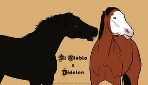 El Diablo x Eidolon by Greatalmightyqueen