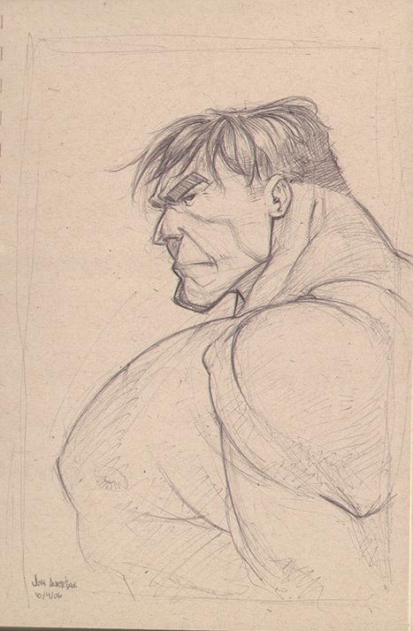 Hulk booby by Iron-Odin