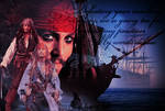 Pirates of the Caribbean by FelisiaLettise
