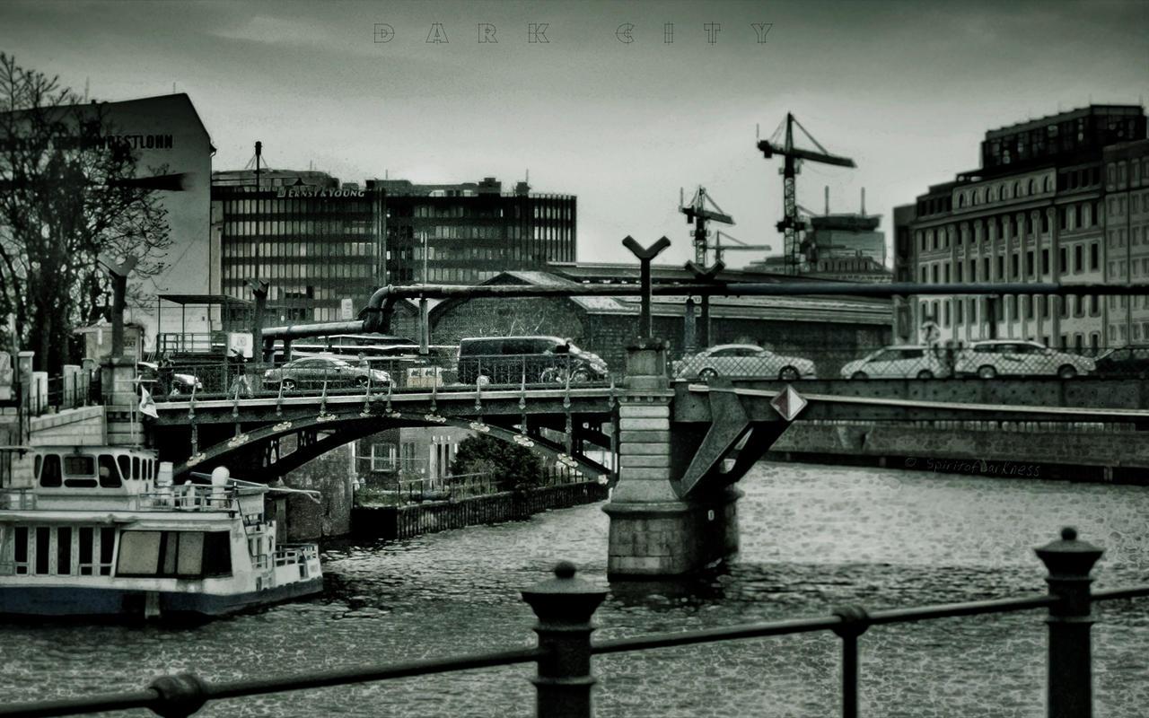 Dark City by Spiritofdarkness