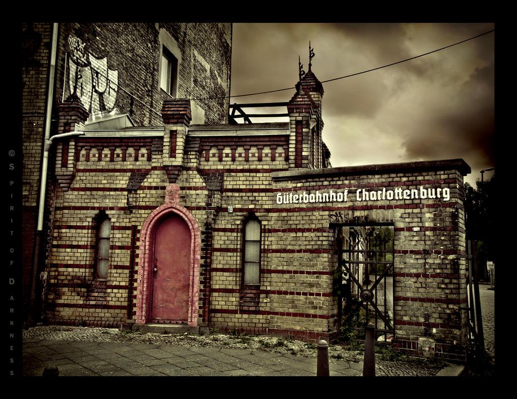 Goods Yard Charlottenburg by Spiritofdarkness