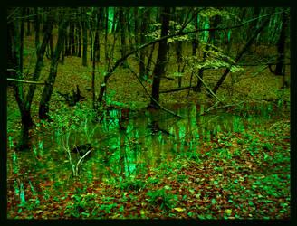 Green Dream by Spiritofdarkness
