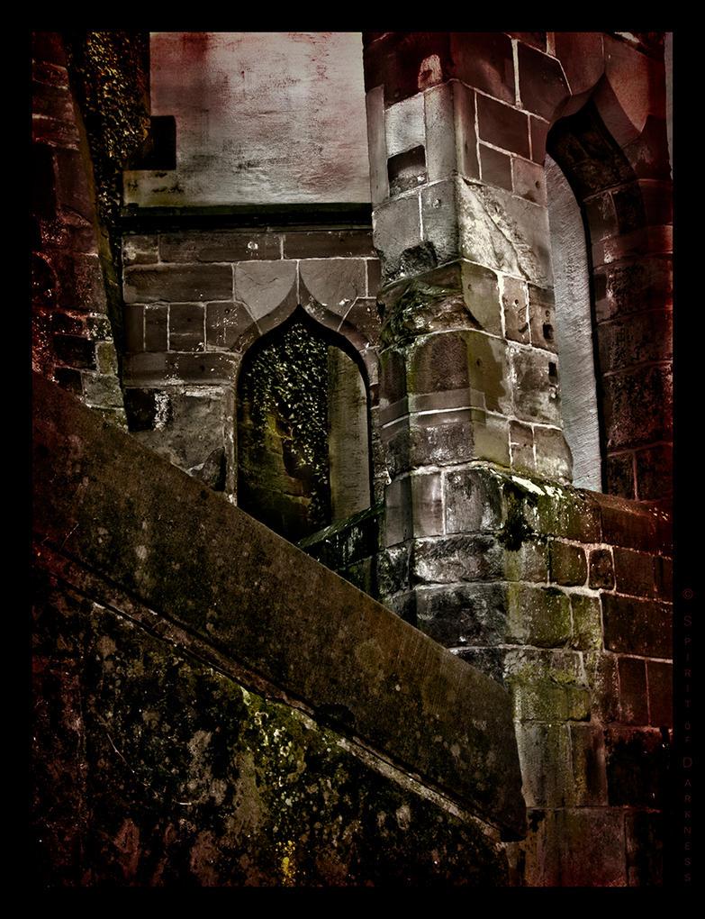 Stairs 'n Gates by Spiritofdarkness