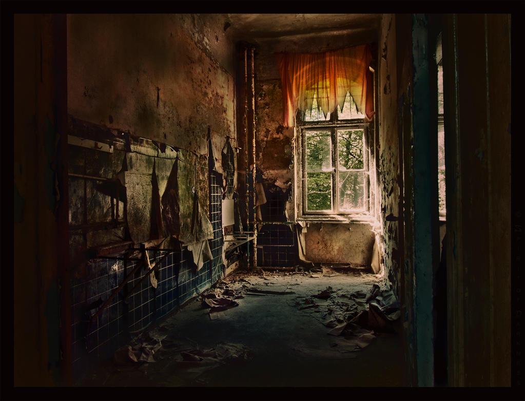 Last Curtain by Spiritofdarkness