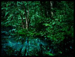 Blue in Green by Spiritofdarkness