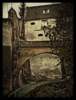 Behind the Wall by Spiritofdarkness