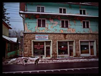 Doggy Land by Spiritofdarkness