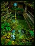 Magic Bath by Spiritofdarkness