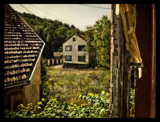 Silent Neighborhood by Spiritofdarkness